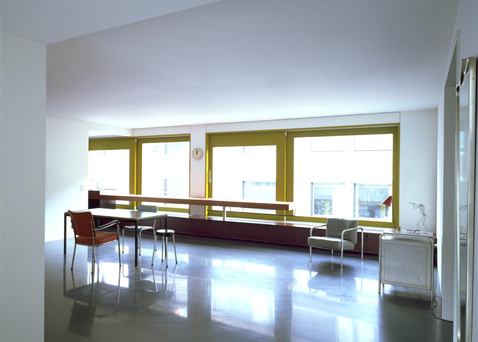 RiffRaff 3+4 Wohnraum