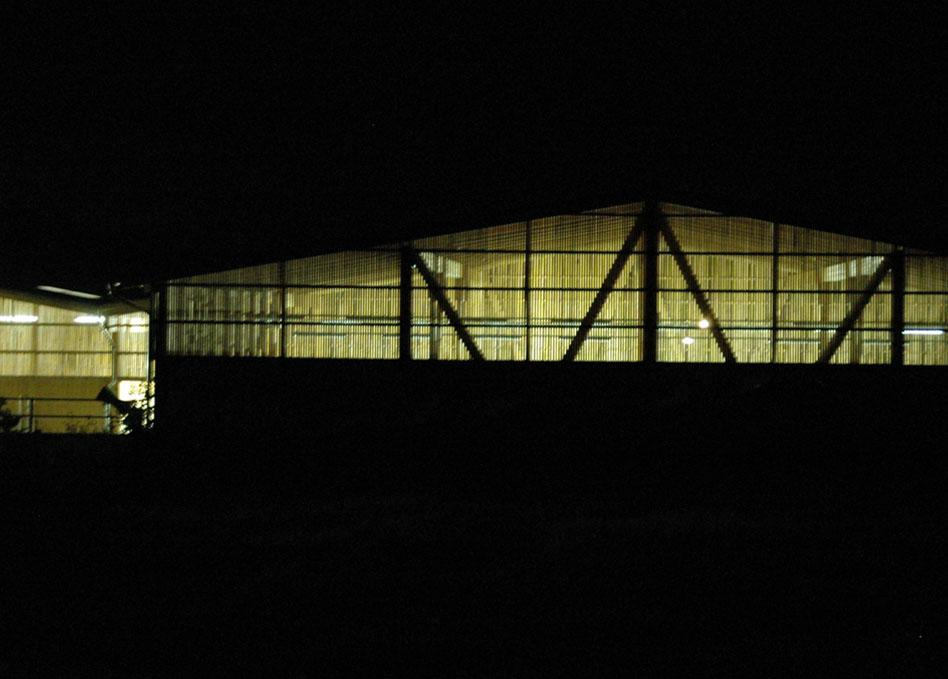 Kalchrain by Night