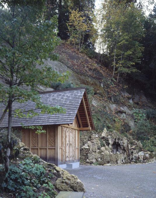 Schlosspark Eremitage 1