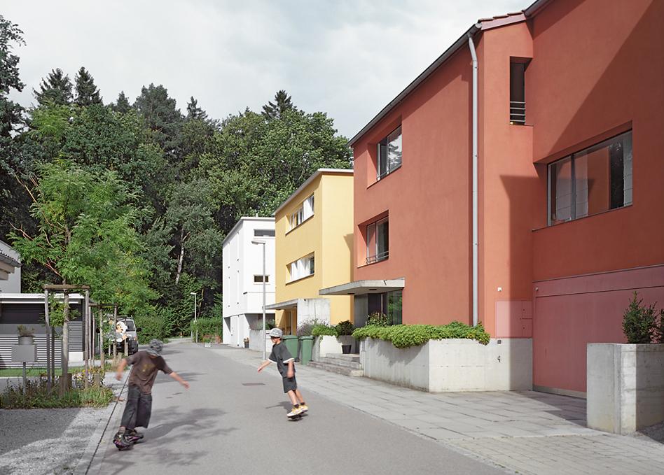 Breitfeld gebauter Zustand