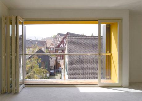 Steckborn Faltfenster
