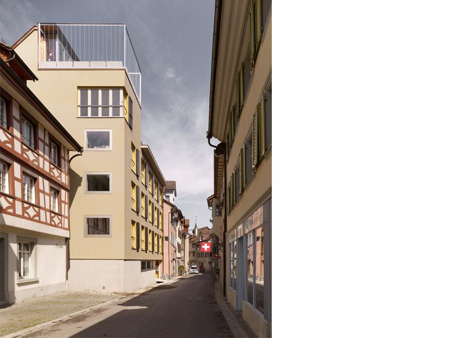 Steckborn Fassade