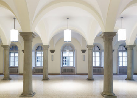 RGF Säulenhalle