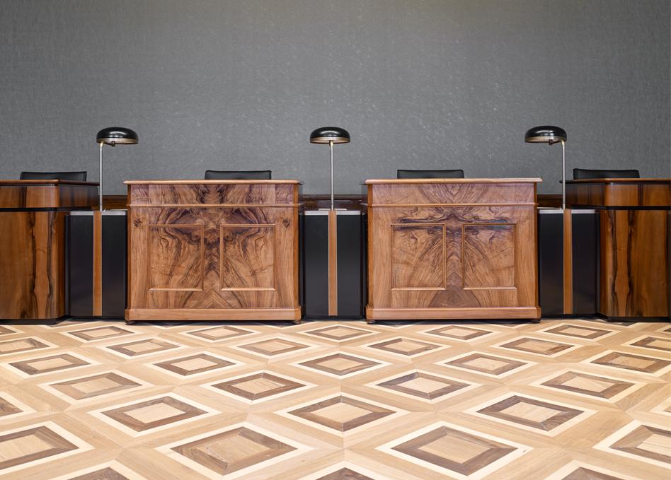 RGF Sitzungszimmer