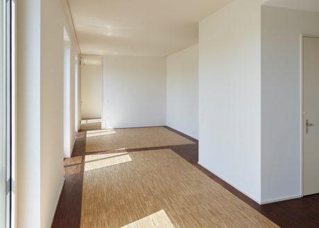 Wildbachstrasse Wohnung unmöbliert