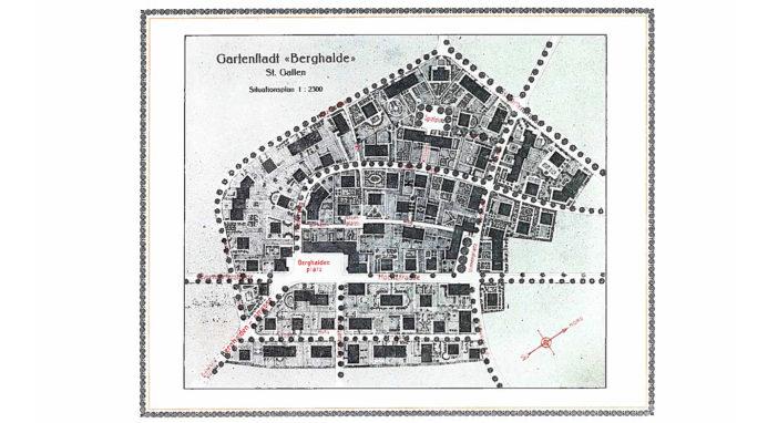 Rotmonten Gaudy Plan