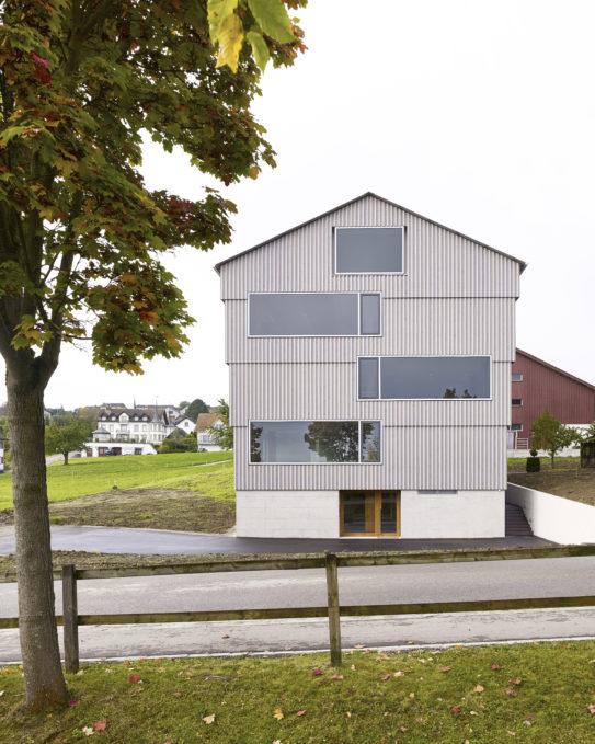 Arenenberg Nordfassade
