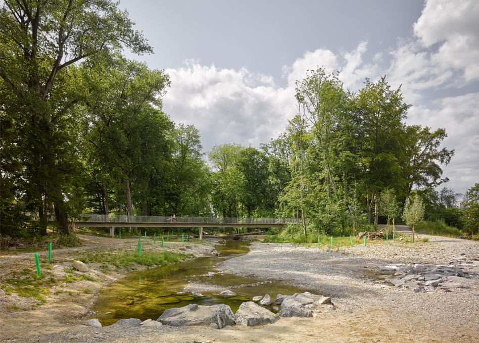 M-A-P Flusslauf