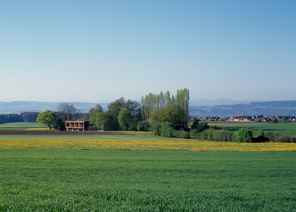 Sommerhaus Aussicht