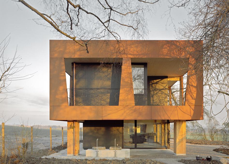 Sommerhaus Fassade