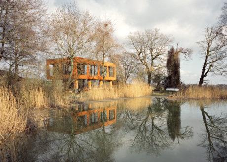Sommerhaus Weiher