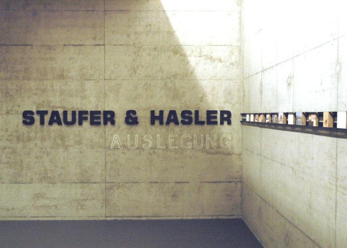 Auslegung Austellung Konstanz