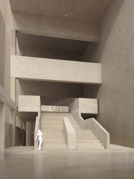AZR Treppe Modellbild