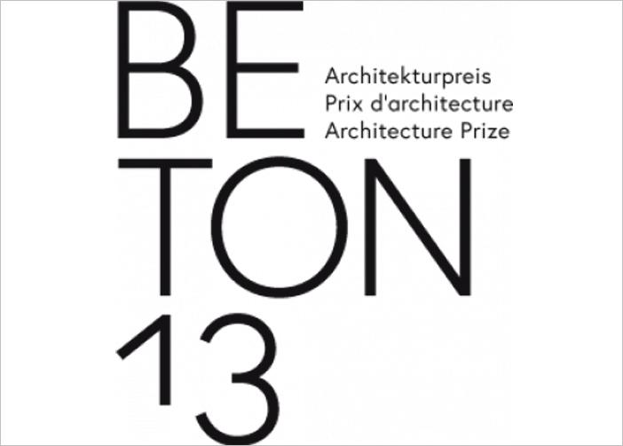 Betonpreis 2013 Logo
