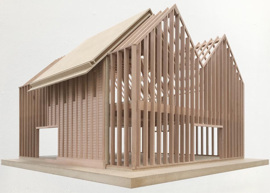 Chorb Holzmodell