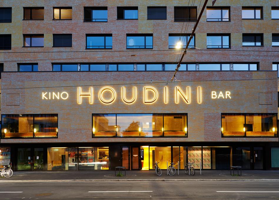 Houdini Fassade