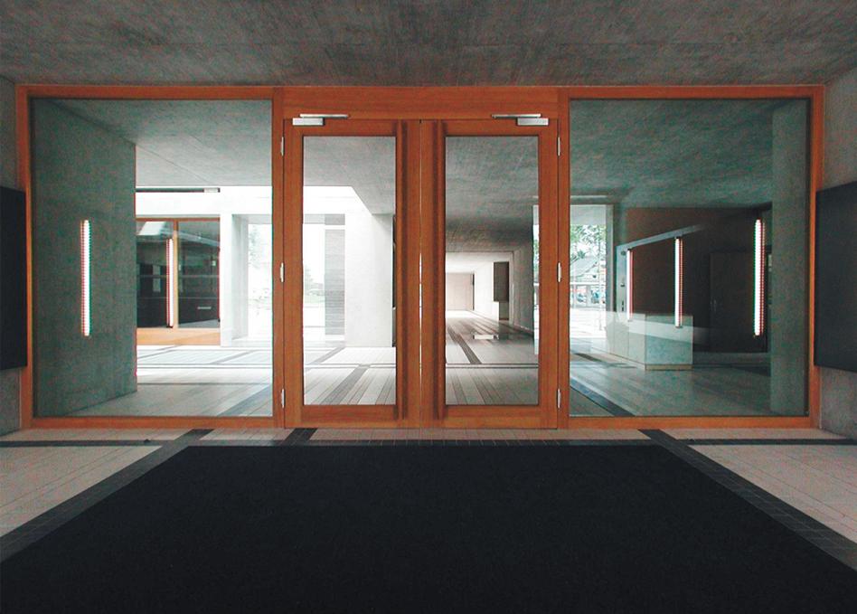 Oberbüren Türe