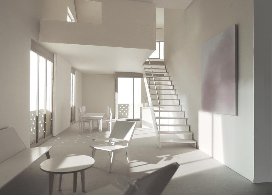 Rotmonten Dachgeschoss Wohnung