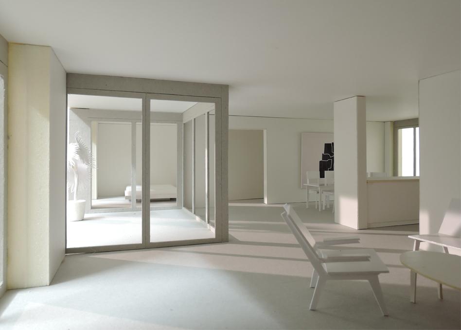 Rotmonten Wohnzimmer